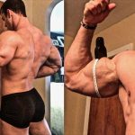 FULL BODY MEASUREMENTS & POSING Zach Zeiler