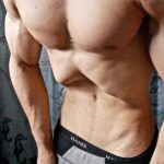 Zach Zeiler Zhredded Vaccum Practice & Posing
