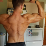 Zach Zeiler Zhredded Oiled Posing Update